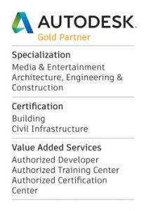 Autodesk Gold Logo