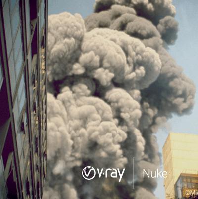V-Ray Nuke